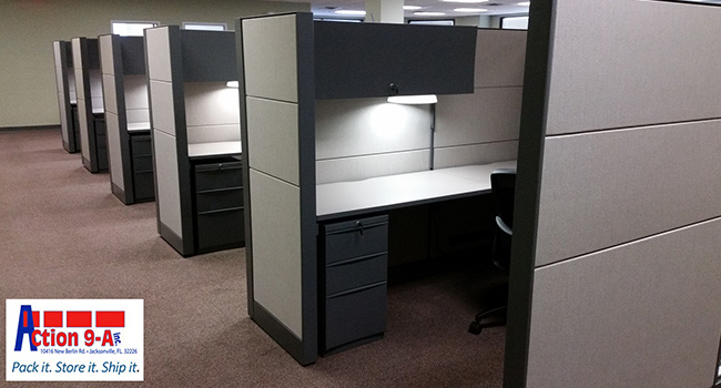 Cubicle Moving and Installation Jacksonville FL