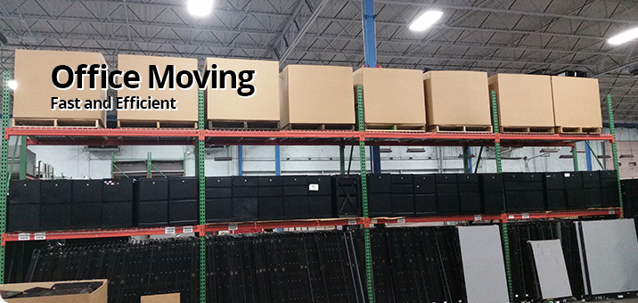 Jacksonville Office Moving
