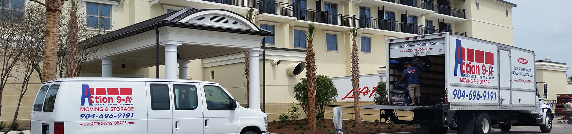 Jacksonville Moving Company - Commercial and Residential Movers